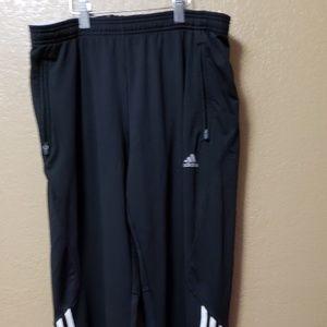 Women's Adidas Black Pants - Clima365